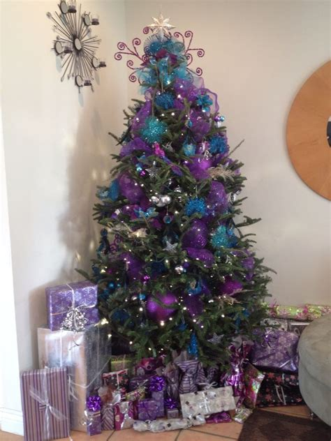 purple decorations for tree 25 best ideas about teal on teal