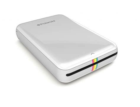 mobile polaroid printer polaroid zip mobile printer 187 gadget flow