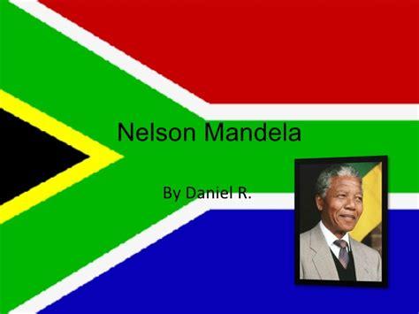 biography of nelson mandela ppt the life of nelson mandela
