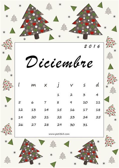 Calendario De Diciembre 17 Mejores Ideas Sobre Calendario 2018 En