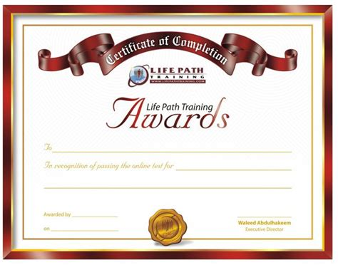 15 appreciation certificate designs certificate templates