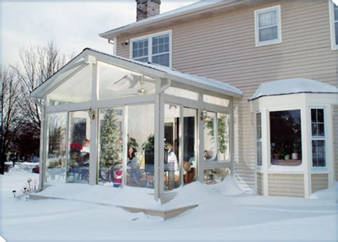 sunroom in winter tips to enjoy your winter outdoor living space