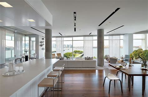 Lofts Et Associés by Transformation D Un Loft New Yorkais En Un Appartement