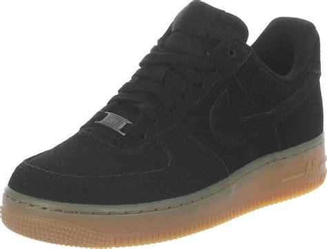 Nike Air 1 nike air 1 07 suede w schuhe schwarz