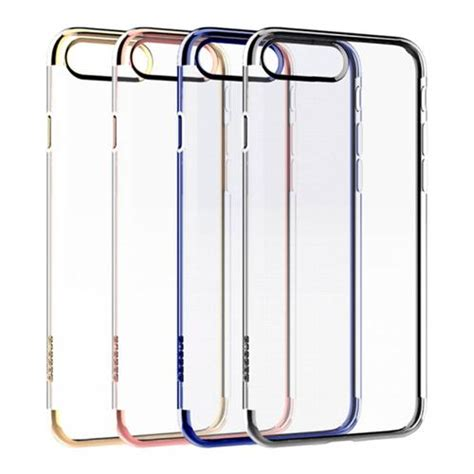 Baseus Shining Iphone 7 baseus shining tpu back cover for iphone 7 gold