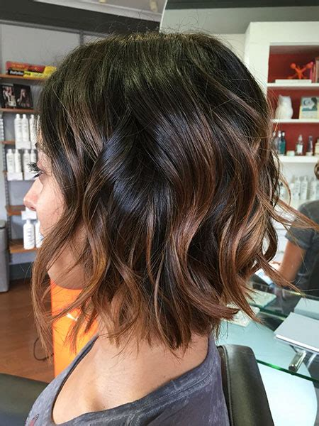 rich brown bob hair styles 20 short dark brown hairstyles short hairstyles 2017