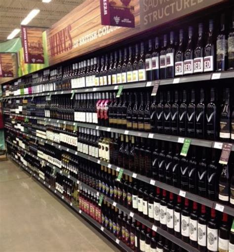 grocery store shelves more b c wine coming to grocery store shelves cfig