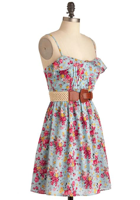 Country Boots Casual Sol Bintik a pretty country dress paired with boots look casual