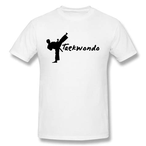 Tshirt Taekwondo Kick Logo Baam sports t shirt taekwondo t shirts manufacturer from delhi