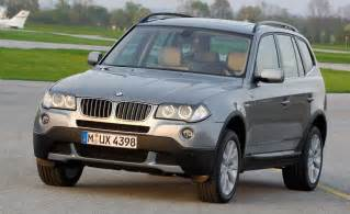 Bmw X3 2008 Car And Driver
