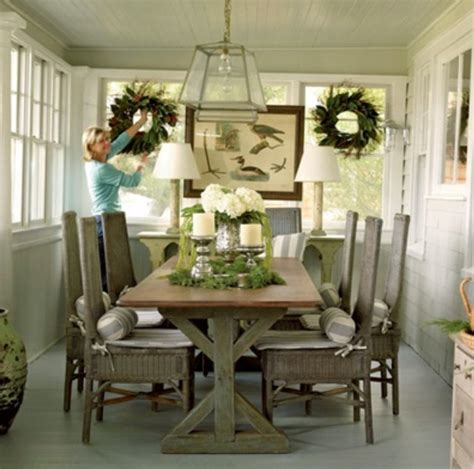 ideas dining room decor home rustic dining room decorating ideas large and beautiful