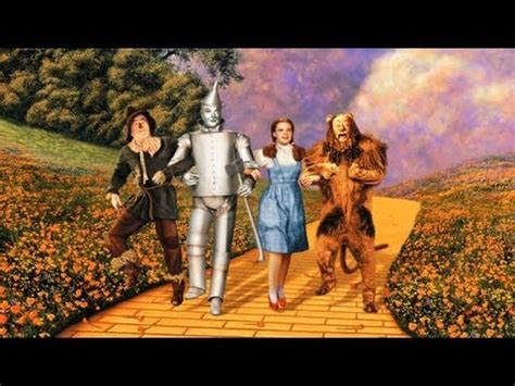 themes in the wizard of oz film top 10 wizard of oz movie trivia youtube