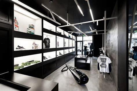 decoracion de tiendas de ropa modernas tienda de ropa con decoraci 243 n gr 225 fica