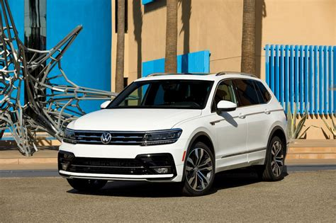 volkswagen tiguan r line 2018 volkswagen tiguan off road review big bad and