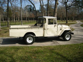 classic toyota truck find used 1965 toyota land cruiser fj40 fj45 longbed