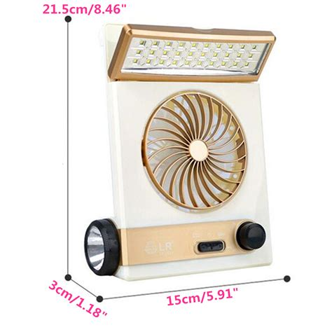 solar powered tent fan solar power ac rechargeable cing cool fan light tent