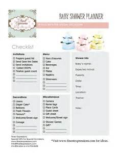 baby shower planning template finest expressions baby shower planner checklist