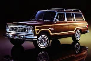 Jeep Grand Wagoneer 2018 Jeep Announces Grand Wagoneer Quot Woody Quot For 2018