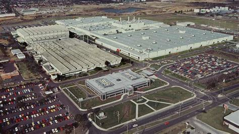 Toyota Plant Australia Toyota Confirms October 3 Altona Factory Closure Date