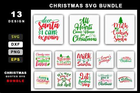 christmas svg bundle graphic  handmade studio creative fabrica