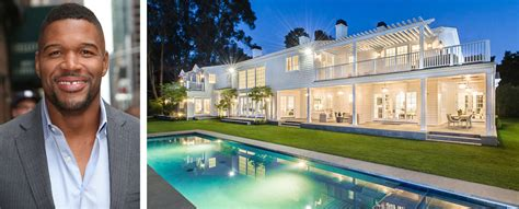 Michael House Sold by Michael Strahan Just Sold His Brentwood Mansion For 21 5