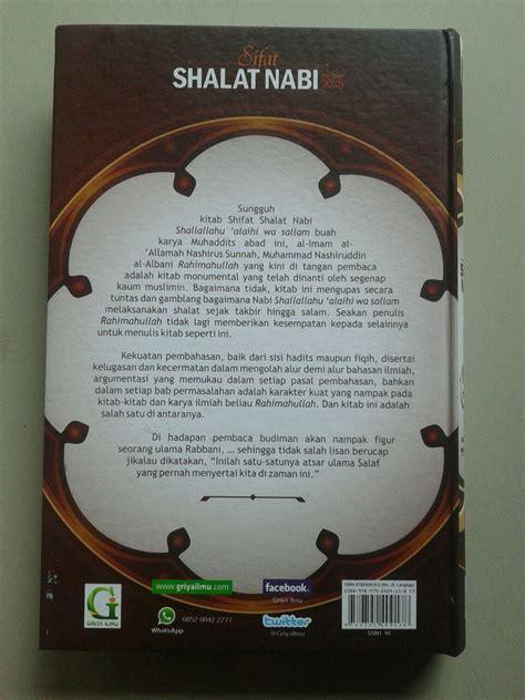 Buku Islam Shalat Tapi Keliru Cover buku sifat shalat nabi edisi lengkap 3 jilid