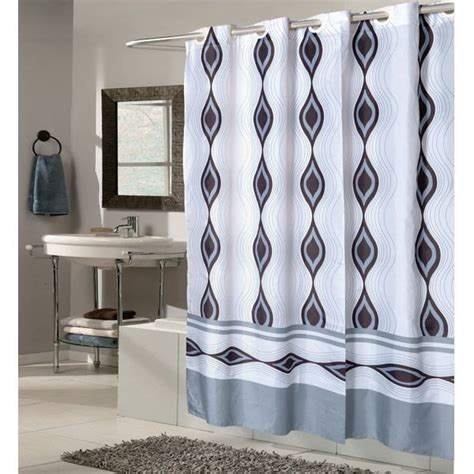 long hookless shower curtain 17 best images about hookless shower curtain on pinterest