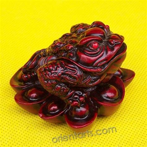 Family Frog Limited money frog for feng shui fsmf0002 orientarts hong