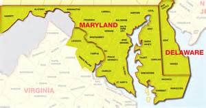 Map Of Virginia And Maryland by Similiar Dc Maryland Virginia Map Keywords
