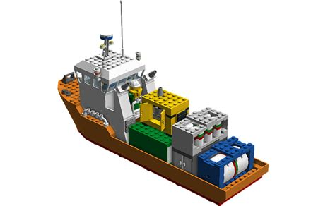 lego offshore boat the world s newest photos of boat and lego flickr hive mind