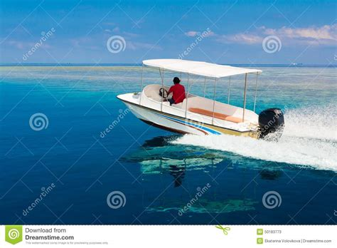 speed boat in maldives maldives speed boat editorial stock photo image of beach