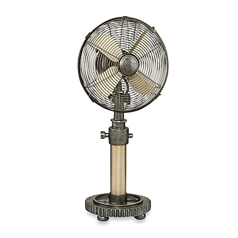 bed bath and beyond fans deco breeze 174 lewis table fan bed bath beyond