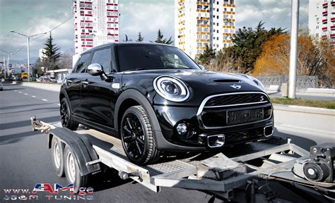 Auto Ge by Mini Cooper S Car Wrapping Auto Am Ge