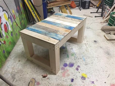 diy coffee table bench diy wooden pallet coffee table bench