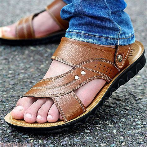 Sandal Pria Casual Dep 010 Trendy مدل های جدید و شیک صندل پسرانه و مردانه 2017
