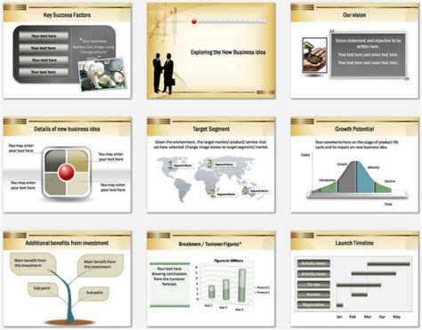 Powerpoint New Business Deal Template Deal Or No Deal Powerpoint Template