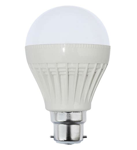 White Light Led Bulb D Lite 10 W Imported Led Bulb For White Bright Safe Light By Dlite Led Bulbs