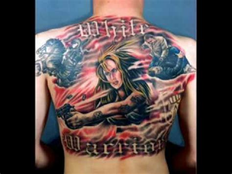 skinhead tattoo болгария youtube