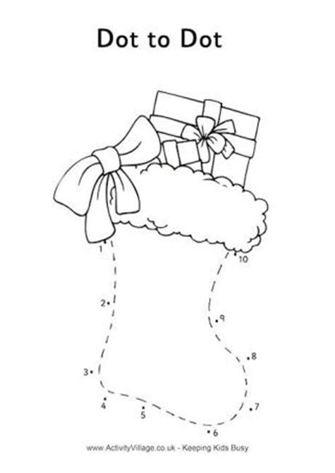 dot to dot christmas pictures dot to dots