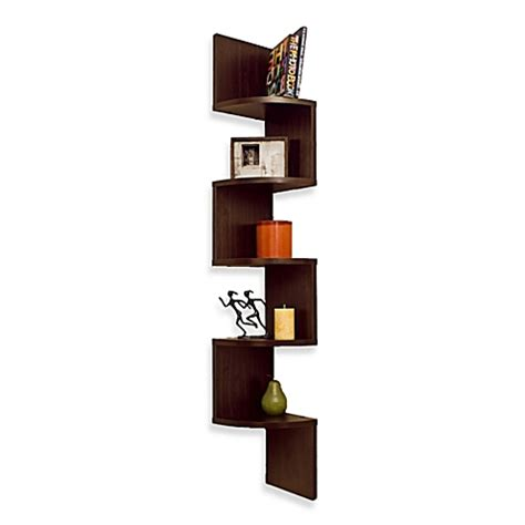 decorative corner shelves buy decorative wall shelves from bed bath beyond