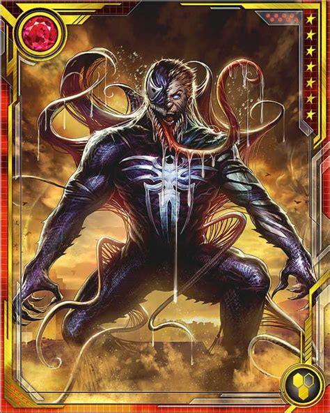 Marvel Heroes Gift Card - wohtcg com seventh venom