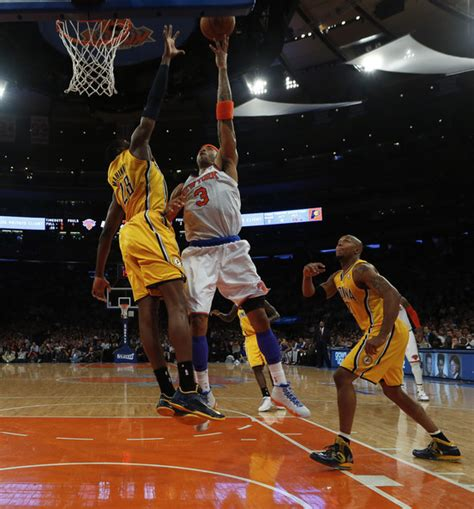 Indiana Pacers Vs New York Knicks 2 by Kenyon Martin In Indiana Pacers V New York Knicks 1 Of 11