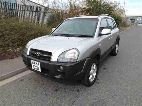 hyundai tucson 2 0crtd cdx 4 wheel drive car for sale