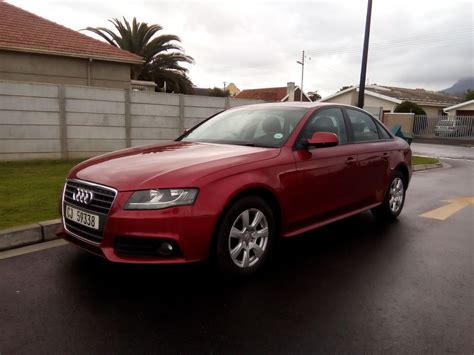 Audi A4 Attraction by A4 Sedan A4 1 8t Attraction Multi B8 Specifications