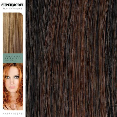color 4 weave hairaisers supermodel human hair weave extensions 16