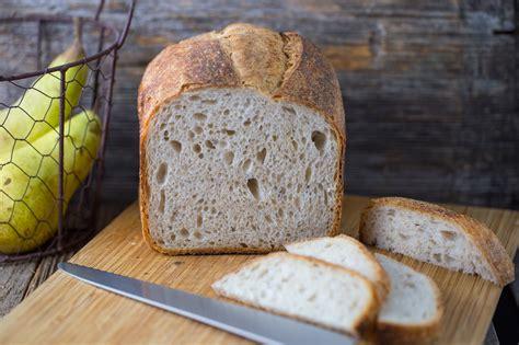 pane in cassetta con lievito madre pane in cassetta con lievito madre vegano gourmand