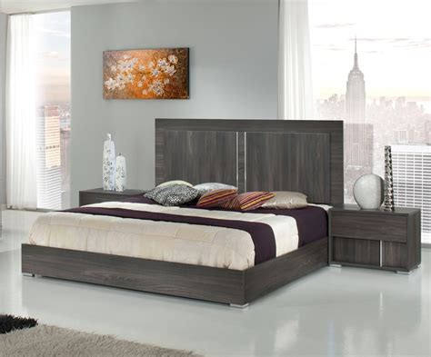 ebay italian bedroom furniture modrest luca italian modern grey bedroom set ebay