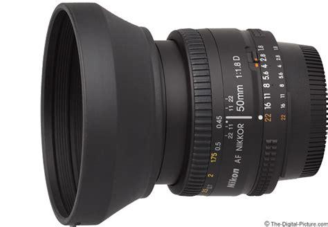 Nikkor Af 50mm F 1 8d nikon 50mm f 1 8d af nikkor lens review