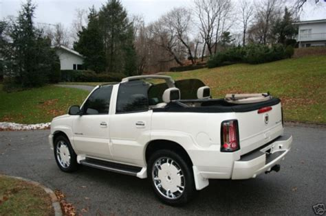 What Is The Cadillac Truck Called 2 Door Ext