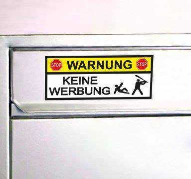 Briefkasten Aufkleber Bestellen by Warnung Fun Aufkleber Mit Baseball Schl 228 Ger Keine